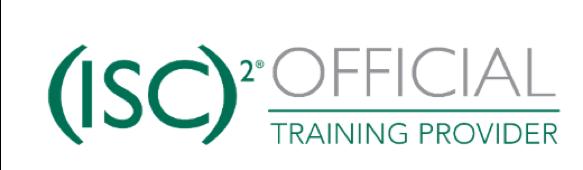ISC2 Official Training Provider logo